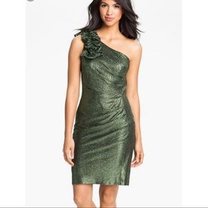Hailey by Adrianna Papell Sheath Formal Dress